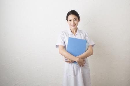 立つ看護師さん
